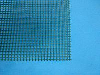 Сетка дренажная полимерная (цвет зеленый 4.5х4.5 мм) для сыра, 30х20 см