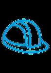 Детектор отсутствия касок от Macroscop