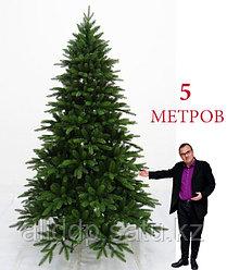 Елка ель искусственная, 5 м