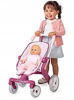 Коляска для кукол Smoby прогулочная Baby Nurse, фото 1