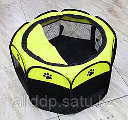Переносной домик для собак средних пород, D 70 см