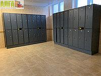 Шкафчики для одежды 2-х местные, фото 1