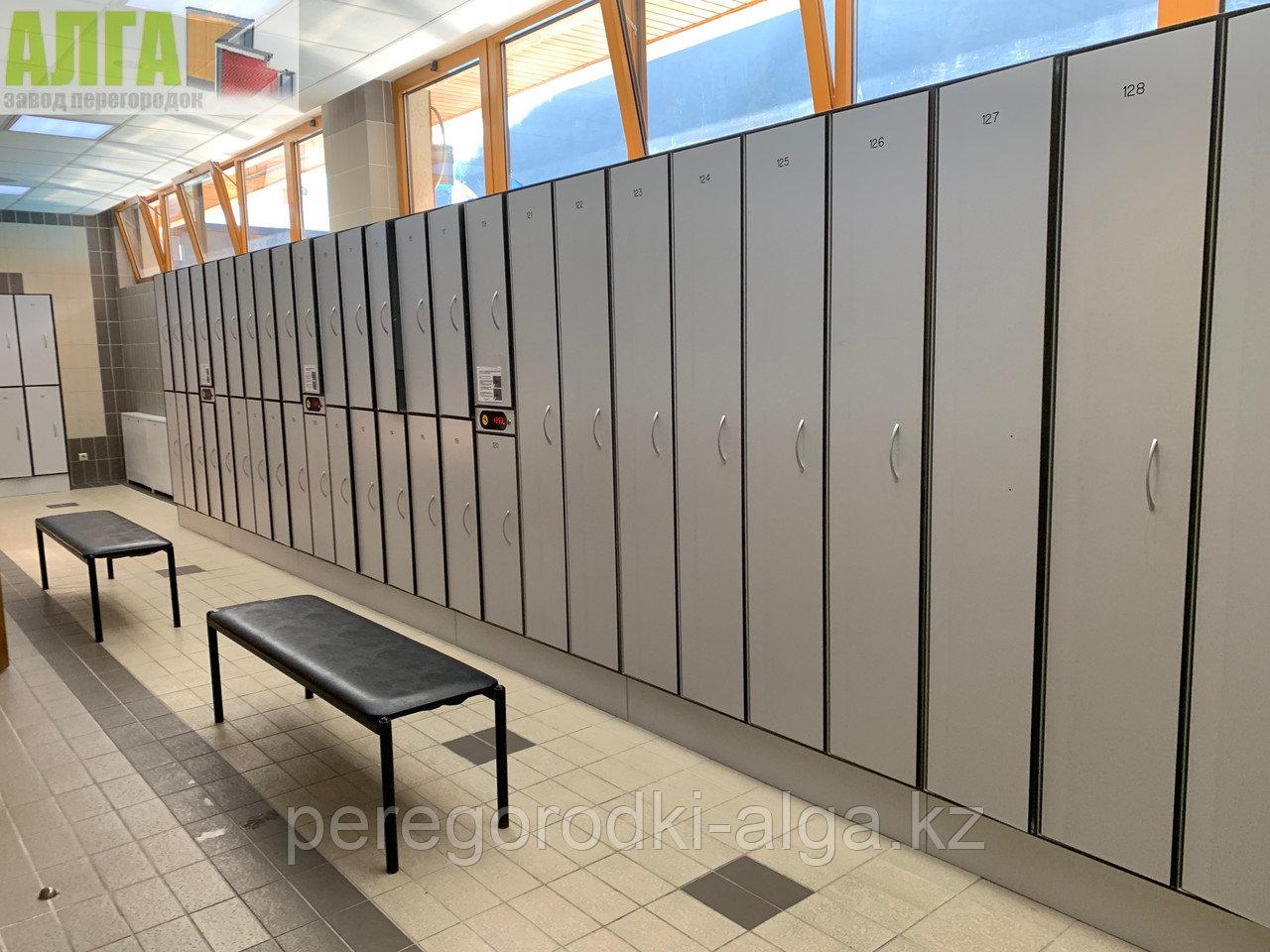 Шкафчики для одежды 1-секционные