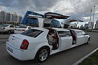 Единственный в Астане лимузин Крайслер с тремя чайко дверьми
