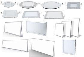 LED панели светильники и споты