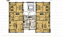 1 комнатная квартира в ЖК  Liberty  (Либерти)  41.91 м², фото 1