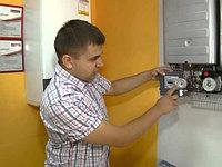Обслуживание газовых котлов на дому