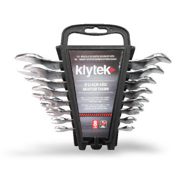 Kly Tek набор ключей комбинировынные 12ШТ