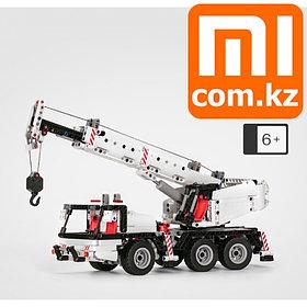 Развивающий конструктор кран игрушка Xiaomi Mi MiTu Building Blocks Engineering Crane. Оригинал