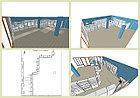 Составление дизайн-проекта коммерческих помещений для торговли, жилой мебели, фото 4