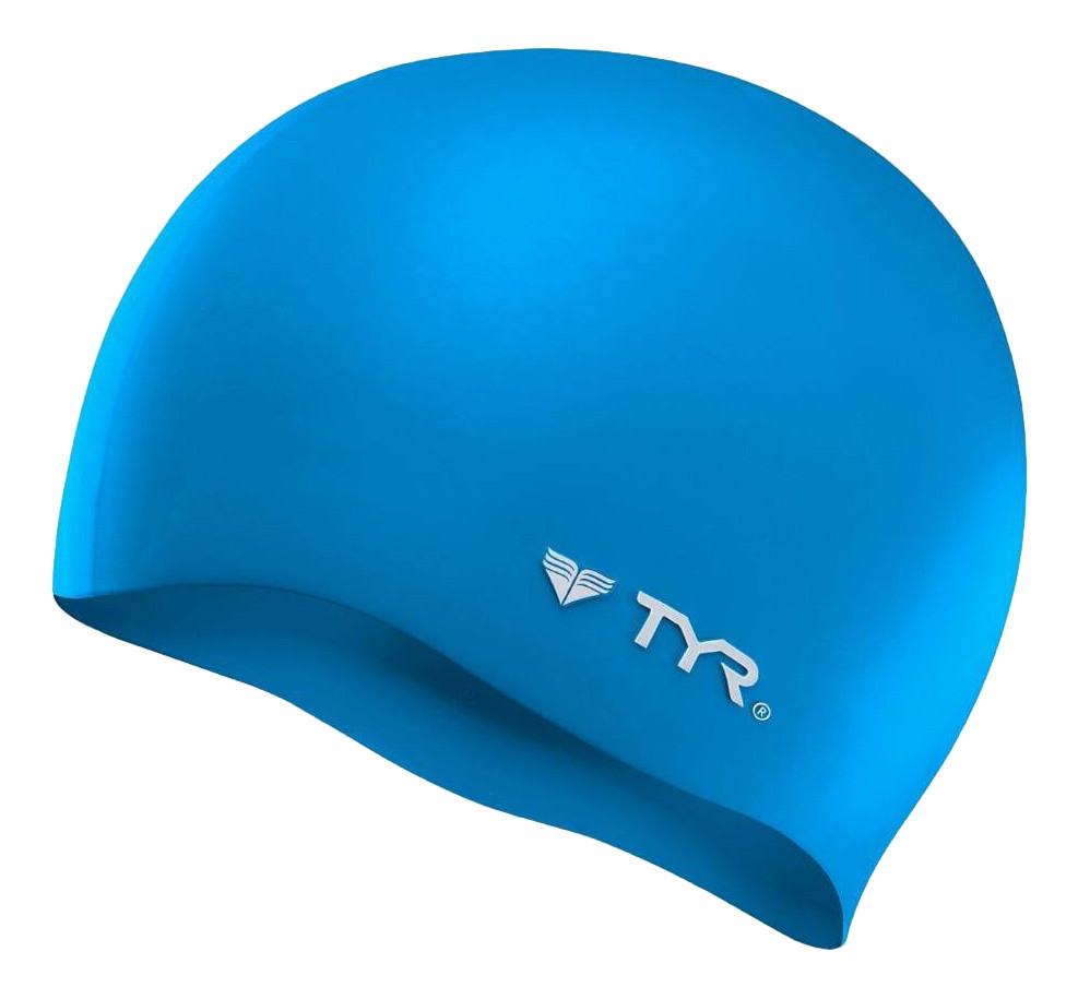 Шапочка для плавания TYR Wrinkle Free Silicone Cap 420
