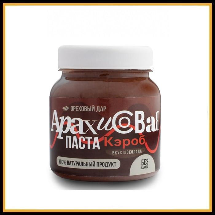 "Арахисовая паста ""Ореховый Дар"" 300гр (Шоколад)"