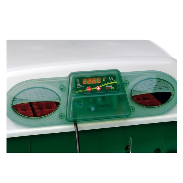 Инкубатор ET 49 (Covina Super) автоматический