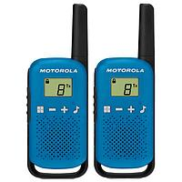 Радиостанции Motorola TALKABOUT T42 Blue Twin Pack