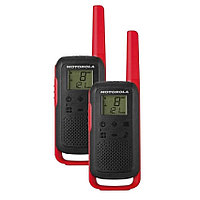 Радиостанции Motorola TALKABOUT T62 Red Twin Pack