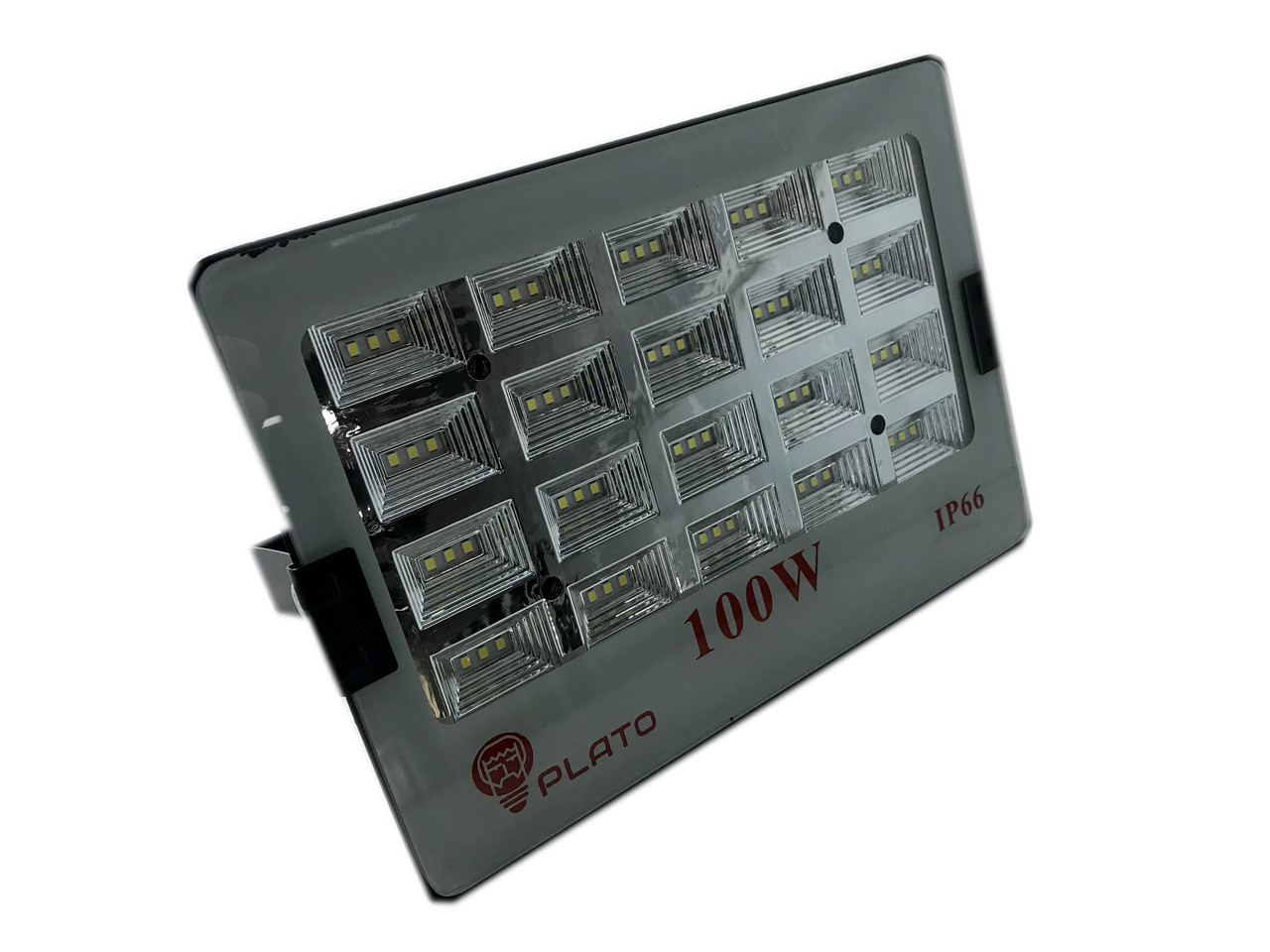 Светодиодный прожектор PLATO 100 W, 6500K