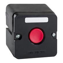 Кнопка сигнальная IP54 - Пост кнопочный, красный.