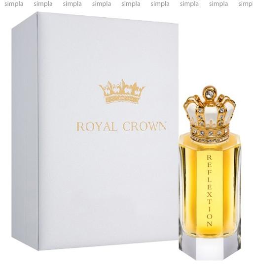 Royal Crown Reflextion парфюмированная вода объем 100 мл (ОРИГИНАЛ)