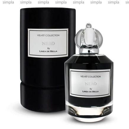 Linea De Bella Velvet Collection Nero парфюмированная вода объем 100 мл(ОРИГИНАЛ)