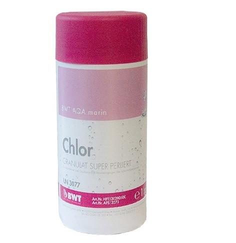 AQA marin Chlor Granulat, б/раст. хлор гранулят, 1 кг
