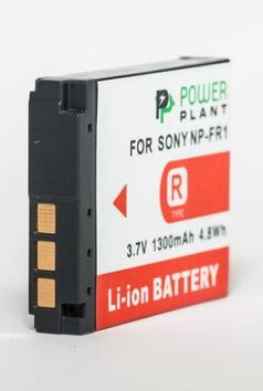 Aккумулятор PowerPlant Sony NP-FR1 1300mAh