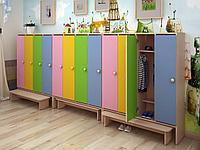 Детские шкафчики для одежды, фото 1