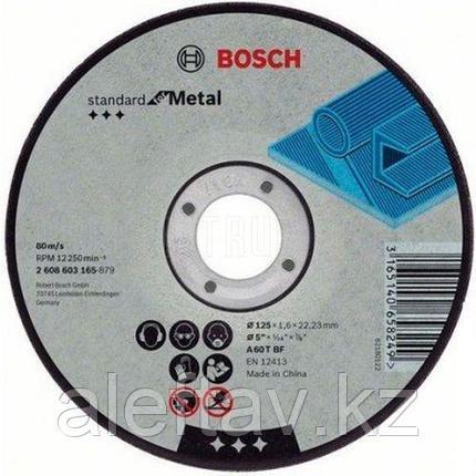 Отрезной круг BOSCH по металлу, фото 2