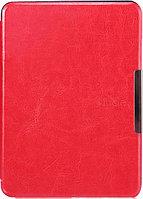 Кожаный чехол для Amazon Kindle 6 touch (красный)