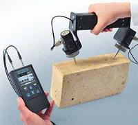 Измеритель прочности строительных материалов ультразвуковым методом NOVOTEST ИПСМ