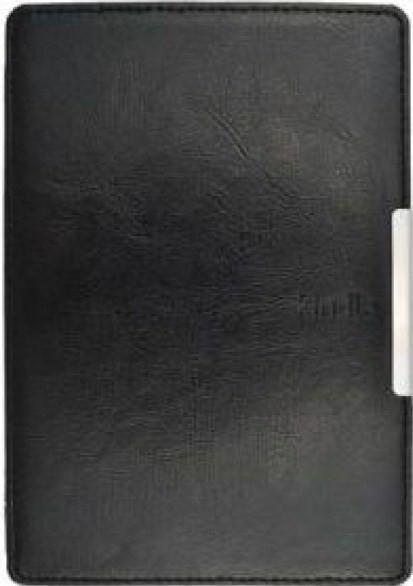 Кожаный чехол для Amazon Kindle Voyage (черный)