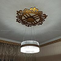 Люстра подвесная 1-ламповая в стиле Арт-деко, фото 1