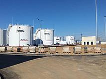 Резервуары под нефтепродукты 3