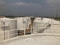 Резервуары под нефтепродукты 2