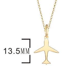 Серебряная подвеска (самолетик)  Brosh Jewellery (Серебро 925)