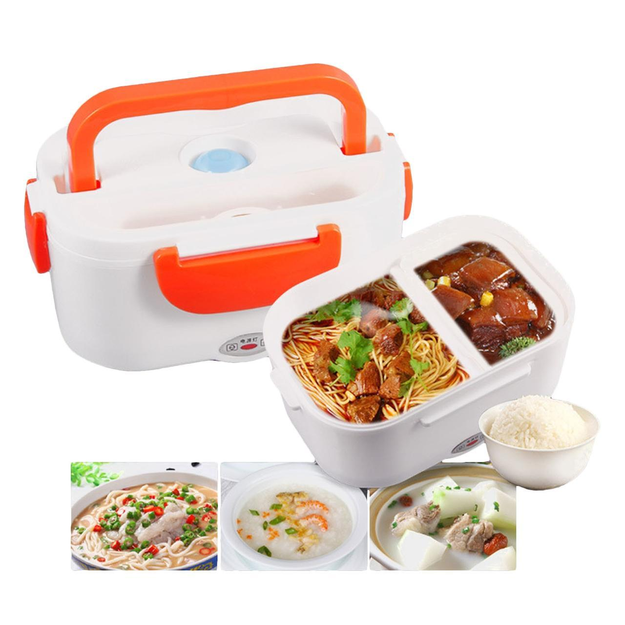 Lunch Box, Ланч Бокс с подогревом