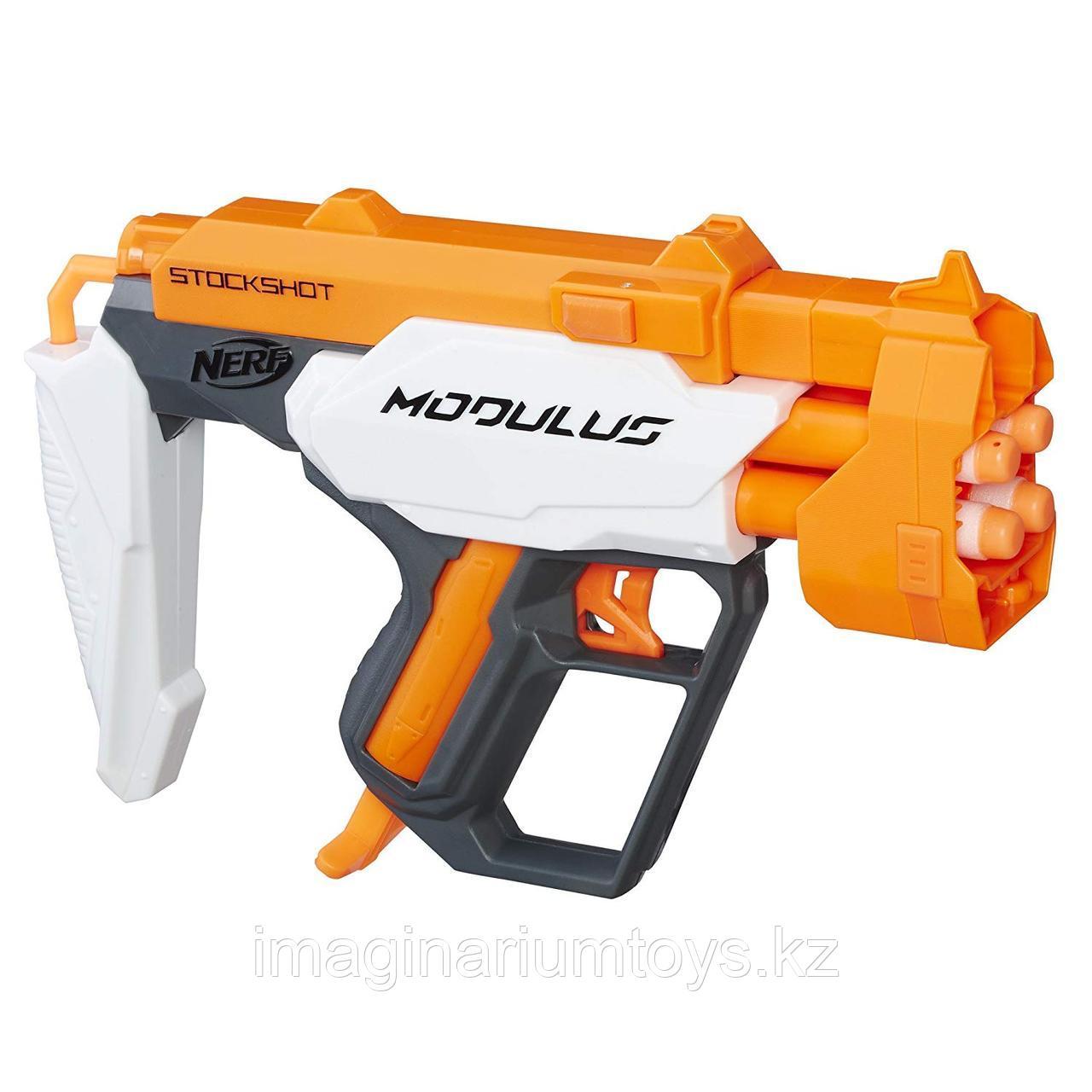 Бластер Нерф Nerf «Modulus StockShot»