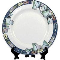 Тарелка керамическая Лотос