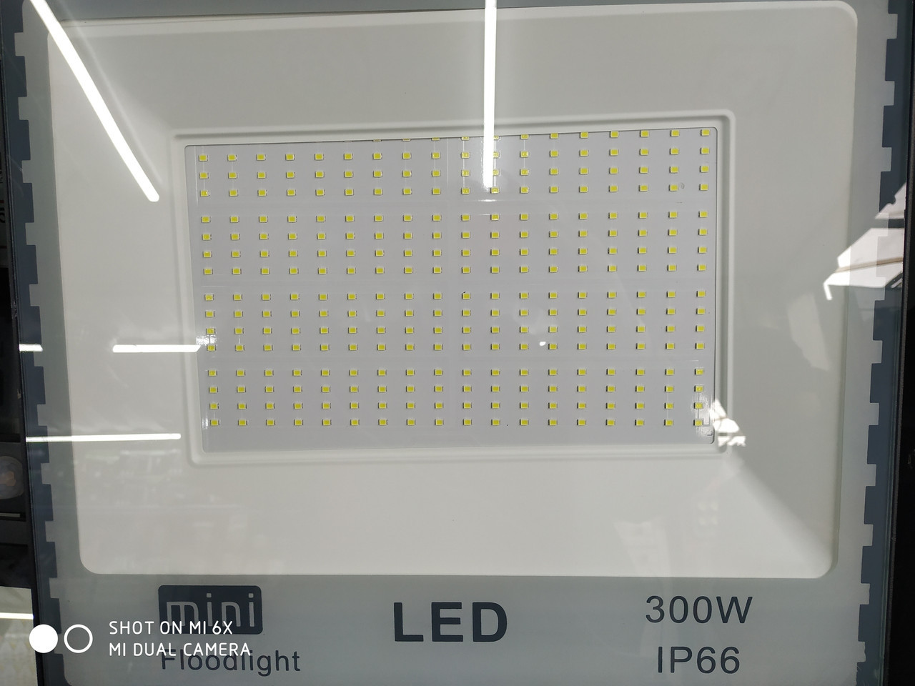Прожектор LED mini Floodiight  300W    IP66