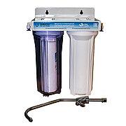 Двухступенчатая система очистки воды (механика, уголь), Акватек