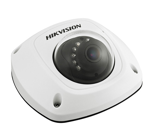 Компактная камера Hikvision DS-2CD2522FWD-IS - www.nabludenie.kz в Астане