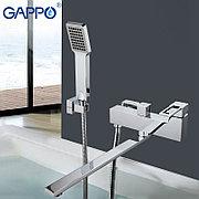 Смеситель для ванны Gappo Brook G2240