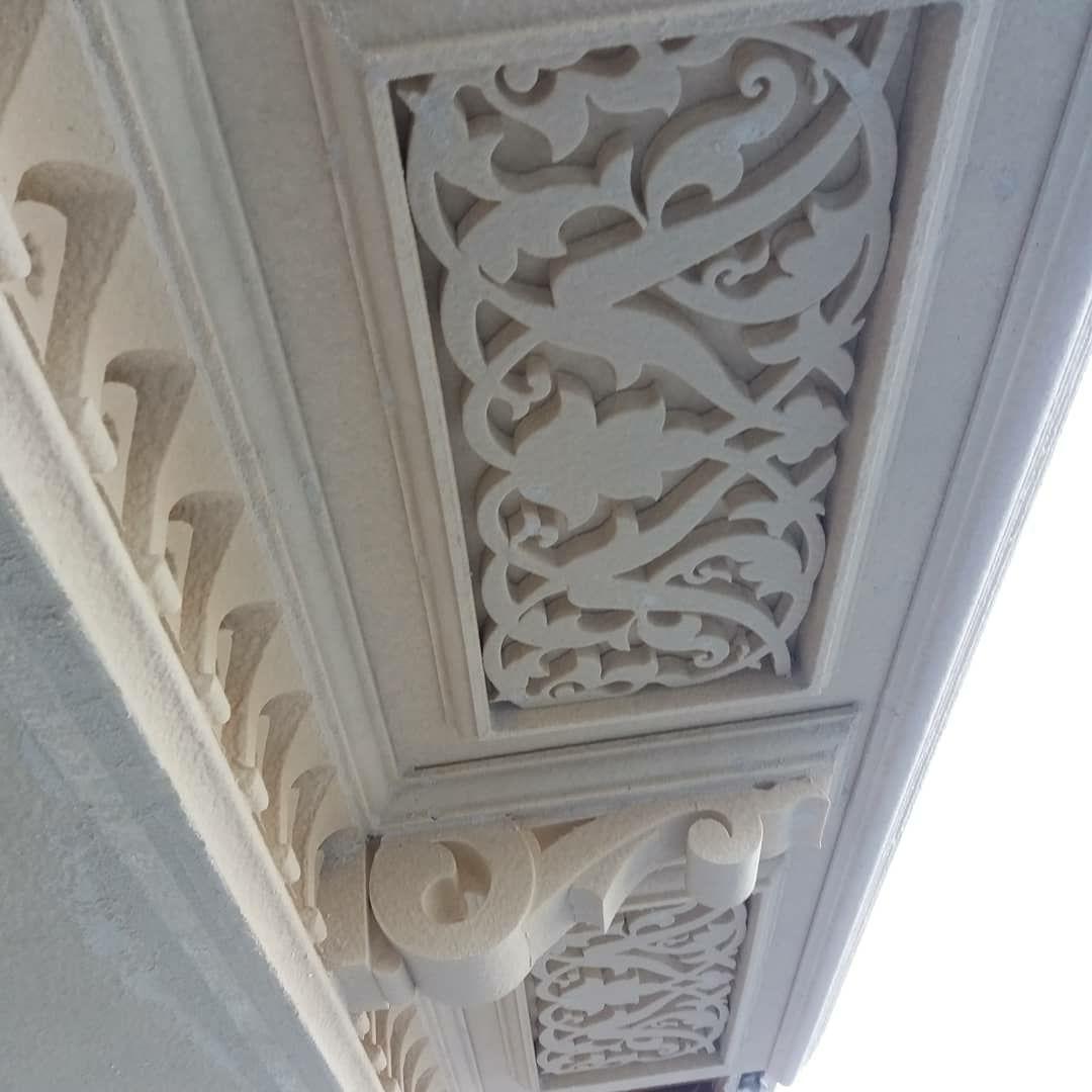 Архитектурный декор фасадов