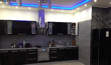 Кухонный гарнитур из акрила на заказ, фото 2