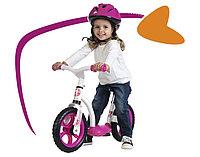 Детский беговел для девочек Smoby