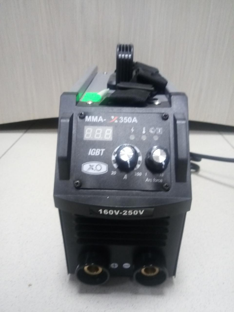 Сварочный инверторный аппарат XO X315A