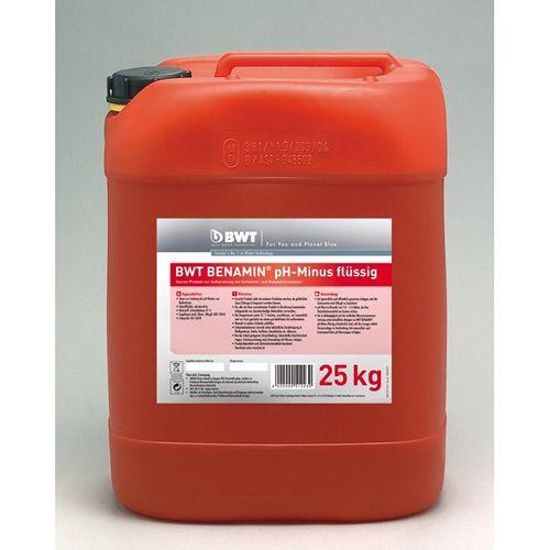 BENAMIN pH-минус flüssig - 25кг