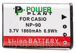 Аккумулятор PowerPlant Casio NP-90 1860mAh