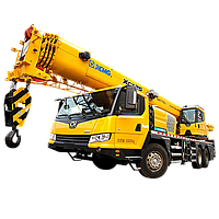 Аренда автокрана 25 тонн с полным приводом (6х6)
