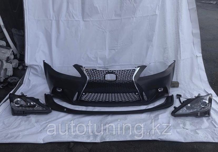 Фэйслифт Fsport на Lexus IS250/300/350 2005-2013под 3-е поколение