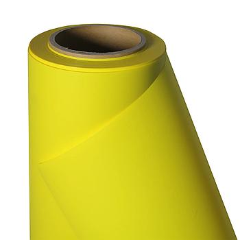 Термо флекс 0,5мх25м PU желтый